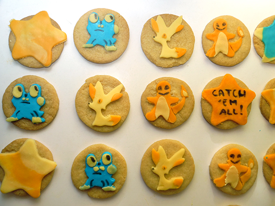 biscuits Pokemon