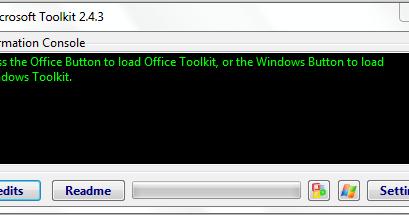 microsoft toolkit v2.6.3 activateur office 2016 et windows 10