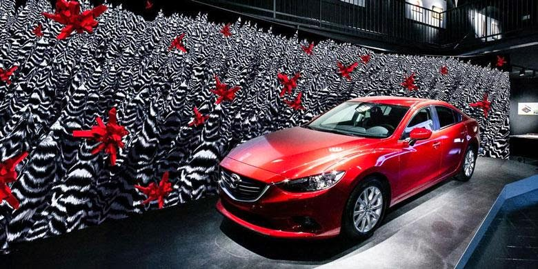 Mazda Eksis di Milan Design Week