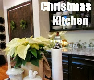 Holiday Kitchen with Updated Windows