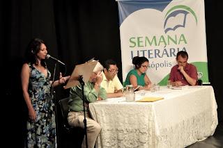 Regina Carmela foi a melhor intérprete da noite