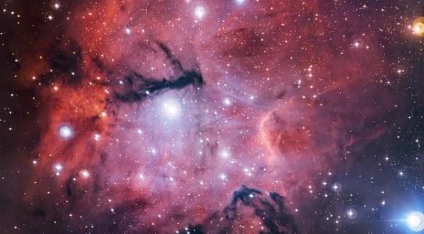 Jika Awan Kosmik Dilihat dari Tempat Tertinggi dan Terkering di Bumi