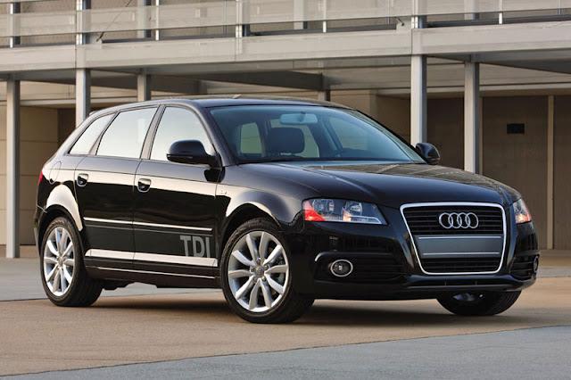 2011 Audi A3 TDi SUV Black Wallpaper