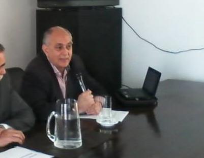 MINISTRO Dr JORGE OSCAR QUINTANA