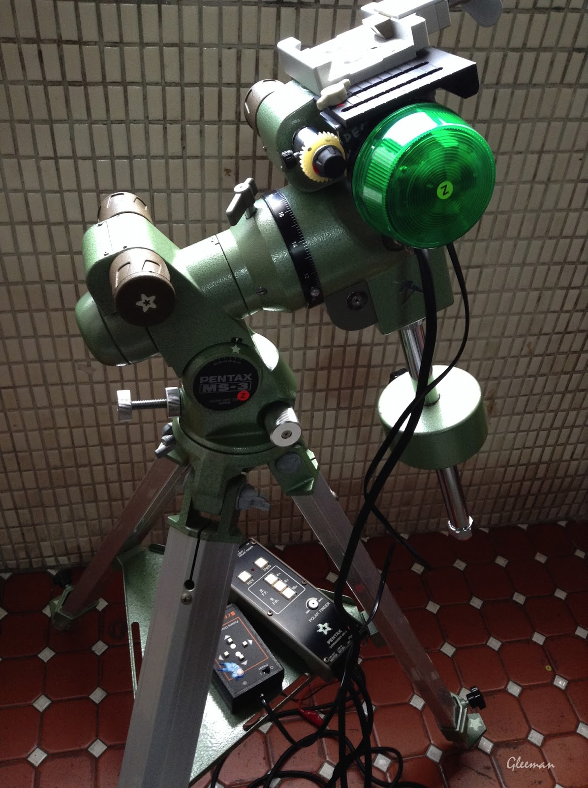 Pentax MS-3 (upgrade to Zeta)