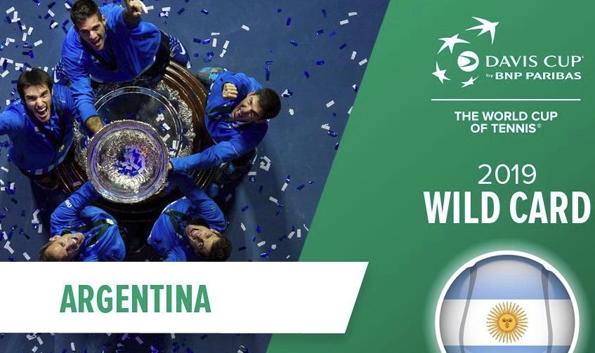 DAVIS CUP 2019 - ARGENTINA EN LAS FINALES