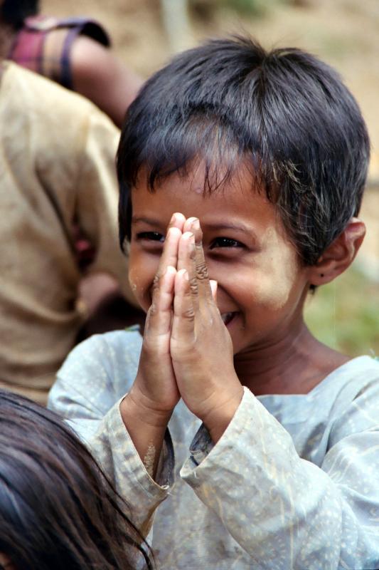 Namaste - The Ancient ... Namaste Child