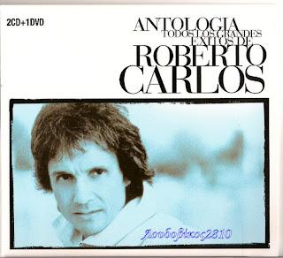 Roberto Carlos – Antología