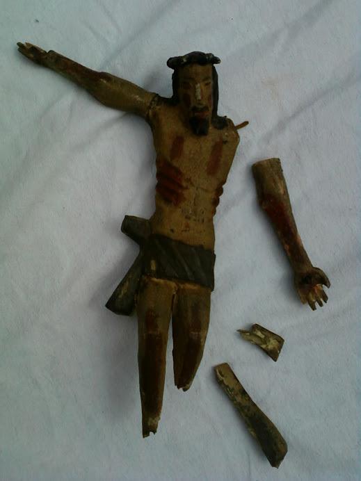 Cristo por restaurar