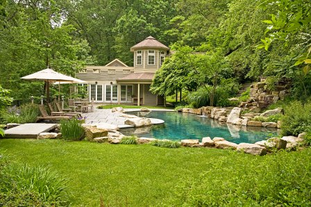 Rin Robyn Pools Swimming Pool Design And Construction Company Nj Natural Look Pools Vs