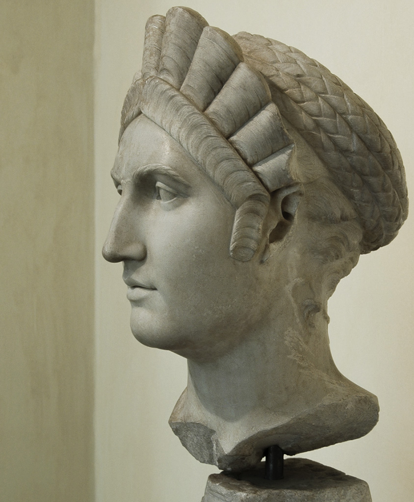 Reinette Ancient Roman Hairstyles And Headdresses From