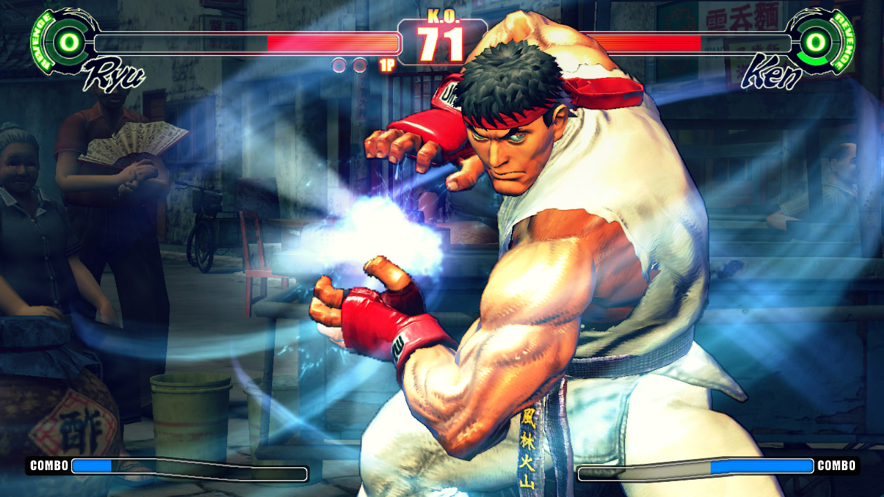 Super street fighter iv arcade edition tfg review - Strit Faiter Games Submited Images