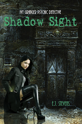 Shadow Sight Ivy Granger paranormal urban fantasy by E.J. Stevens
