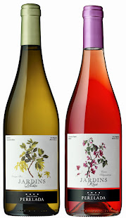 Jardins Blanc y Rosé, dos nuevos vinos de altura con sorprendente sencillez, de Castillo Perelada