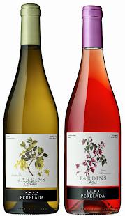 Jardins Blanc y Rosé, dos nuevos vinos de altura con sorprendente sencillez, de Castillo Perelada