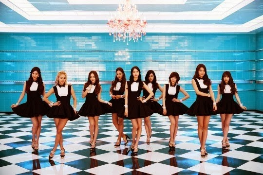 Girls' Generation had to shoot the MV again,'Who was the angriest?'