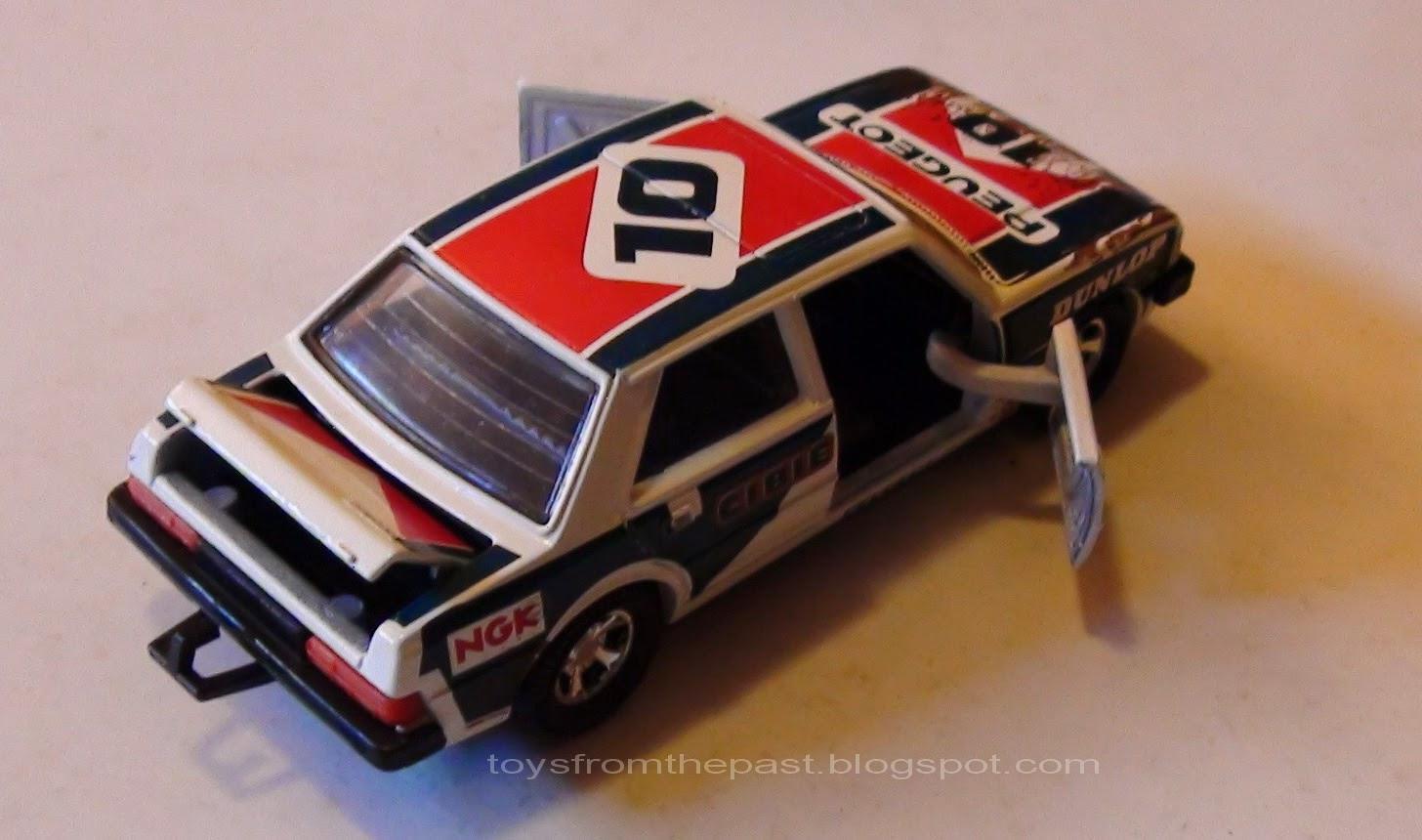 Lesney Die Cast Super King Race Car Hauler