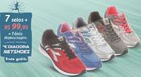 Promoção Tênis Diadora Jornal Extra