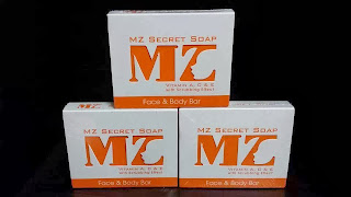 SABUN MZ SECRET SOAP