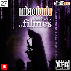 Última edição do Podcast Microfonia