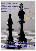 Evento 1er torneo MATVCHESS- DUOC UC  Valpo.