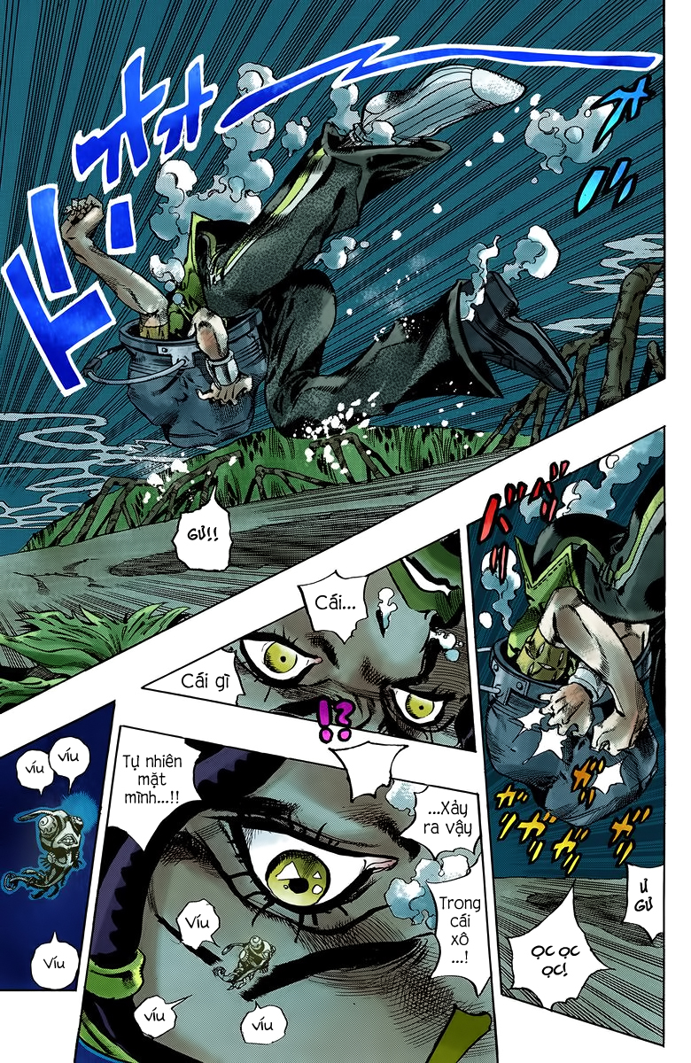JoJo's Bizarre Adventure Chap 622 - Trang 12