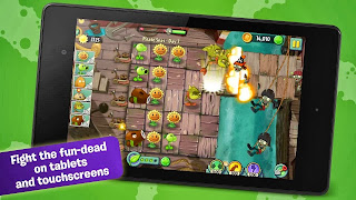Plants vs. Zombies™ 2 Tablets and touchscreens