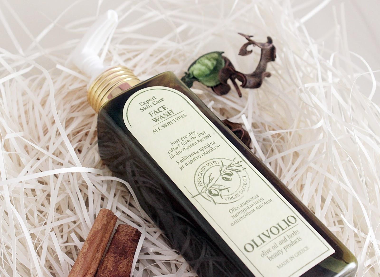 Olivolio, żel do mycia twarzy na bazie oliwy z oliwek