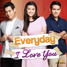 Everyday I Love You 2015 Filipino Romance Drama Film