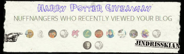 Giveaway Harry Potter Postcards from Germany!!