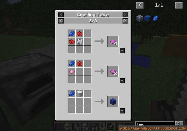 Imagen 2 - Just Enough Items Mod para Minecraft 1.8/1.8.9