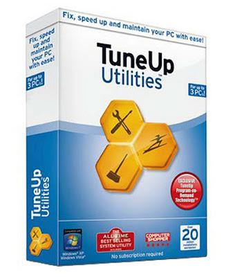 TuneUp Utilities 2012  v12.0.2160.13 + Serials