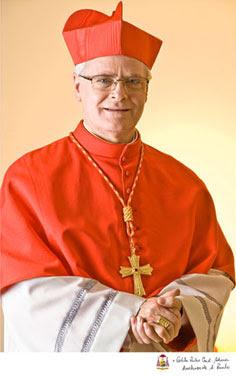 Cardeal Odilo Pedro Scherer: Nós, católicos, e as mudanças religiosas no Brasil