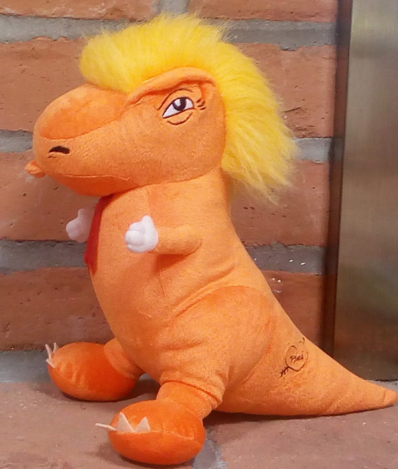 Tyrannosaurus Rump plushie