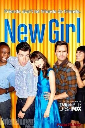 Cố Gái Kỳ Quặc Phần 4 - New Girl Season 4