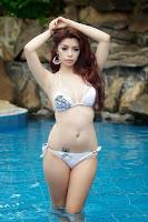 beautiful, exotic, exotic pinay beauties, filipina, hot, jem milton, pinay, pretty, sexy, swimsuit