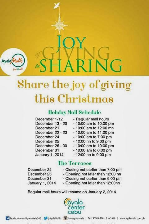 Holiday-Mall-Hours-Ayala