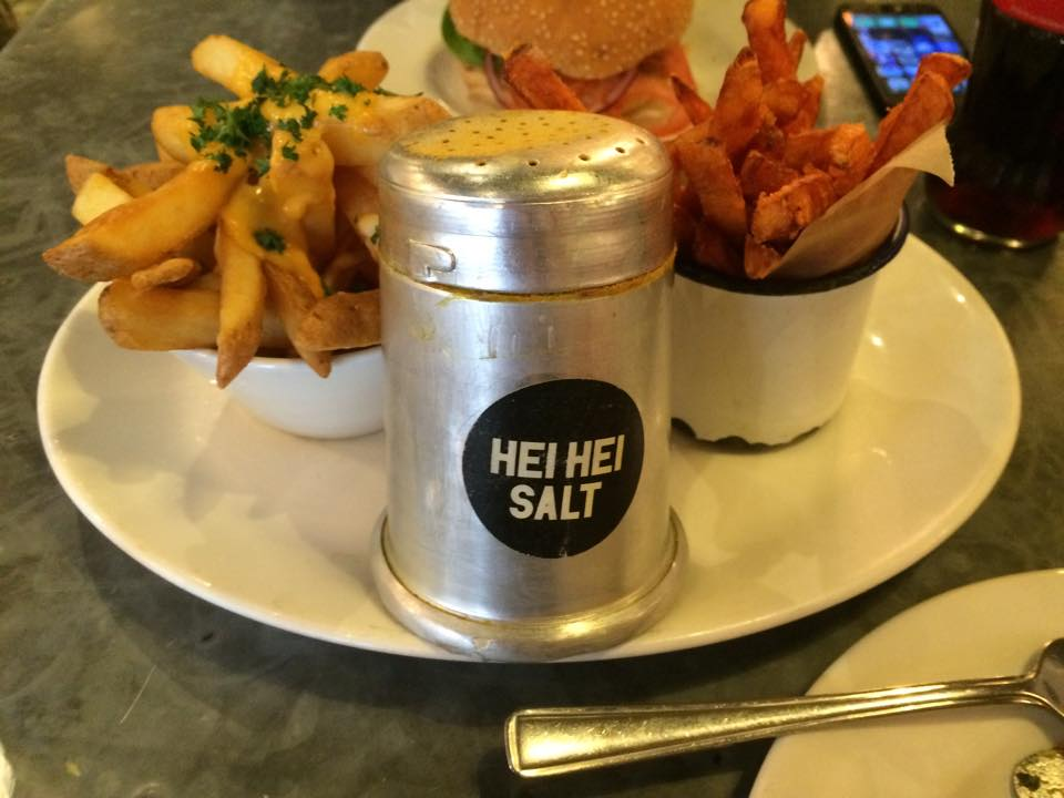 fries, hei hei salt, american dining, food, blogger