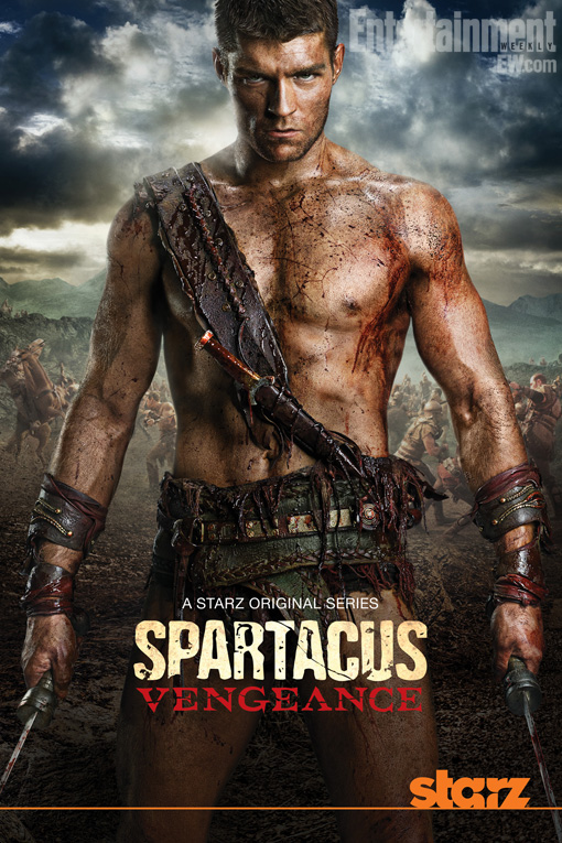 Spartacus: Blood and Sand – Vengeance – War of the Damned (Serie Tv)
