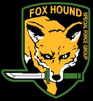 Fox Hound Logo insignia