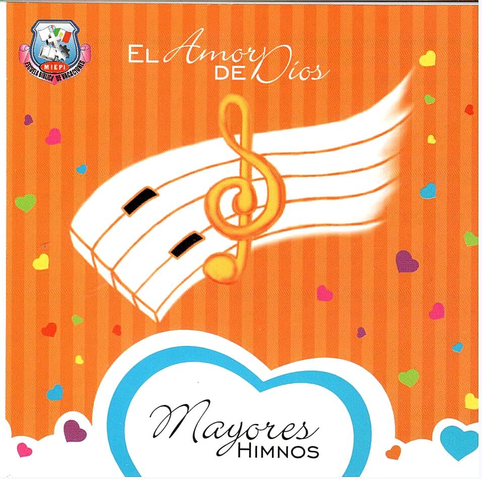 EBV MIEPI-El Amor De Dios-Mayores Himnos-Serie XVI-