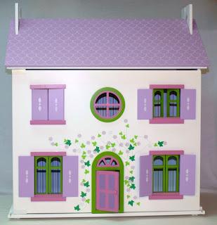 Evolve miniatures junio 2012 for Como pintar mi casa por fuera