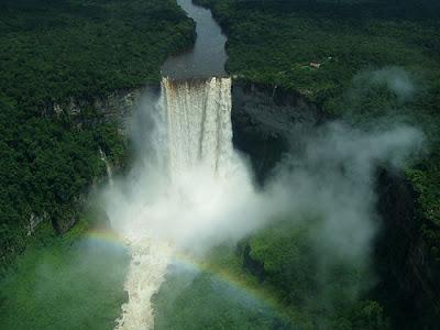اجمل الشلالات العالم Guyana-Landmark-Kaieteur-Falls.jpg