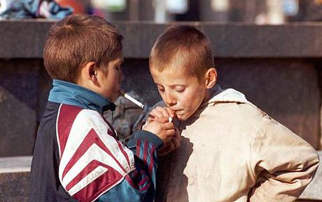 Nicotine Vaccine For Kids?