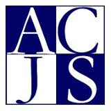 Academy of Criminal Justice Sciences logo.