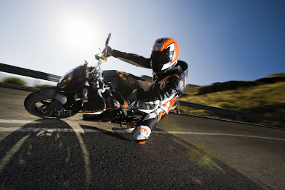 2011 KTM 990 Super Duke First Ride