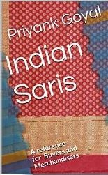 Indian Saris- New Book by Priyank Goyal