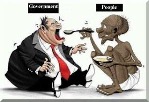 Government fed by the people