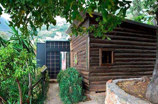Le Cabanon de Le Corbusier Espacios en madera