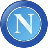 Kumpulan Logo Club Liga Italia Seria A Terbaru - Napoli
